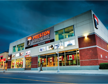 Preston Hardware Overview