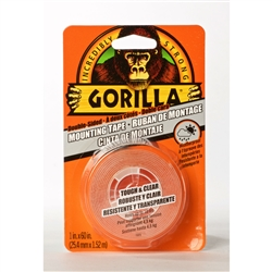 Gorilla Glue 6065101 Permanent Double Sided Weatherproof